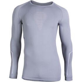 UYN Visyon UW Longsleeve Shirt Heren, wild grey/nude/avio
